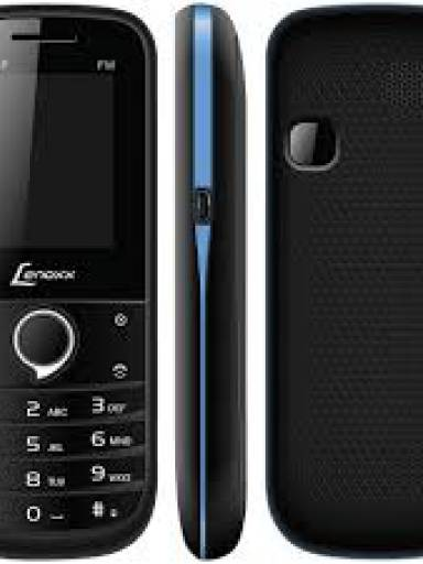 CELULAR LENOXX CX900 PRETO E AZUL