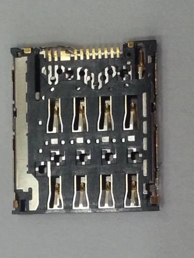 CONECTOR SIM CARD 6012 7047E