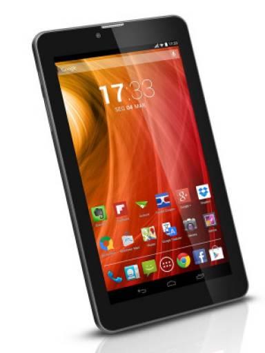 TABLET M7 3G PLUS PRETO 8GB TELA 7 1GB DE RAM CÂMERAS NB995