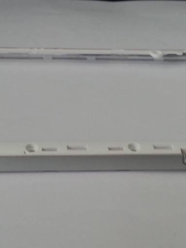 CARCACA TRASEIRA 9008J A3 XL PRATA