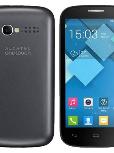 Smartphone Alcatel Pop C5 Dual Chip Android 4.2 4gb 512mb