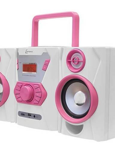 LENOXX MICRO SYSTEM FM ESTEREO/CD/MP3/USB E ENTRADA AUXILIAR