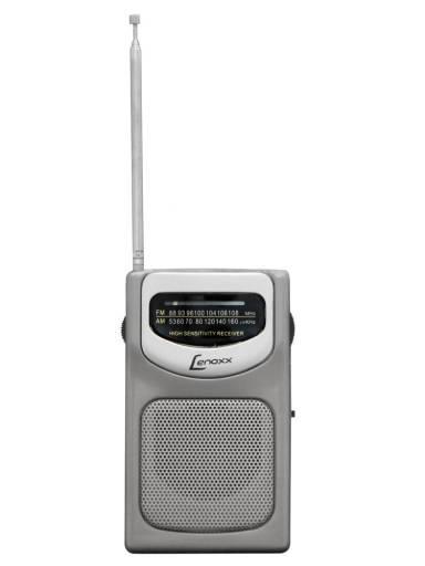 LENOXX RADIO PORTATIL AM/FM
