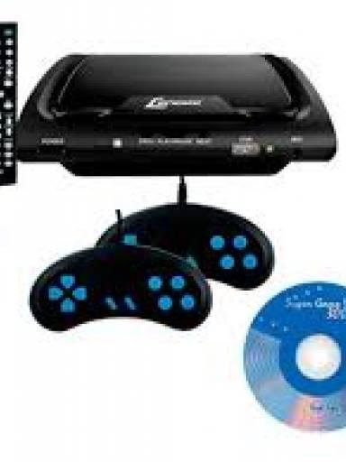 DVD KARAOKE COM GAME, USB, MP3, JOYSTICK E MICROFONE