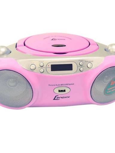 RADIO PLAYER COM CD/ MP3 PLAYER/USB E ENTRADA AUXILIAR.