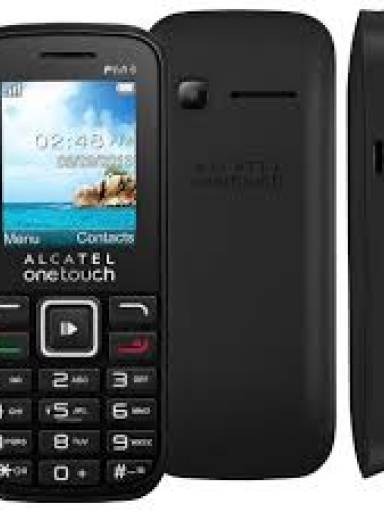 Celular Alcatel Ot 1041 Dual Câm Vga Mp3 Rádio Fm Tela 1.8