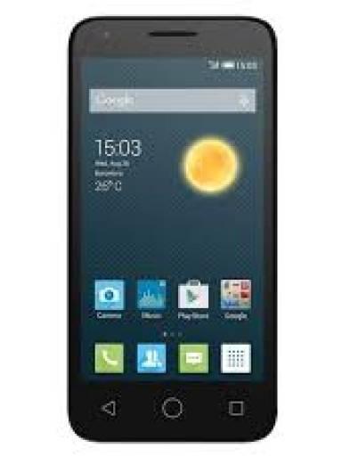 Smartphone Alcatel Pixi 3 TELA 4.5 4G OT5017A Desbloqueado Preto