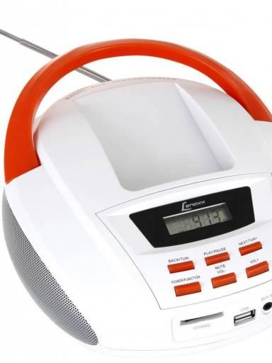 RADIO PORTÁTIL LENOXX BOOMBOX BD-109
