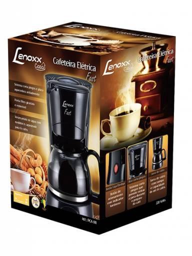 LENOXX CAFETEIRA ELETRICA FEST- 14 CAFES- 127V