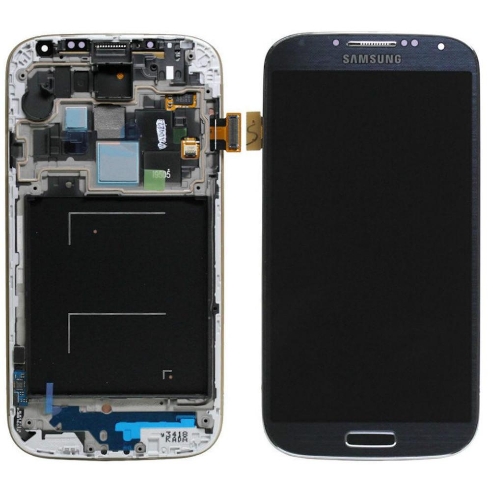 Modulo Display Samsung  GT-I9505 S4 4G PRETO